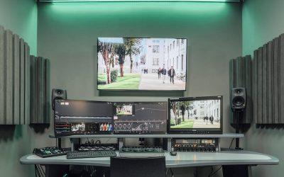 NABA, Nuova Accademia di Belle Arti e gli spazi AV Techlab, laboratori nuove tecnologie.
