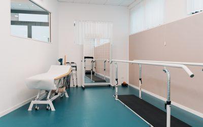 Ortopedica Centro Protesi Monza, ristrutturazione a cura della S.M. di Pino Stillitano